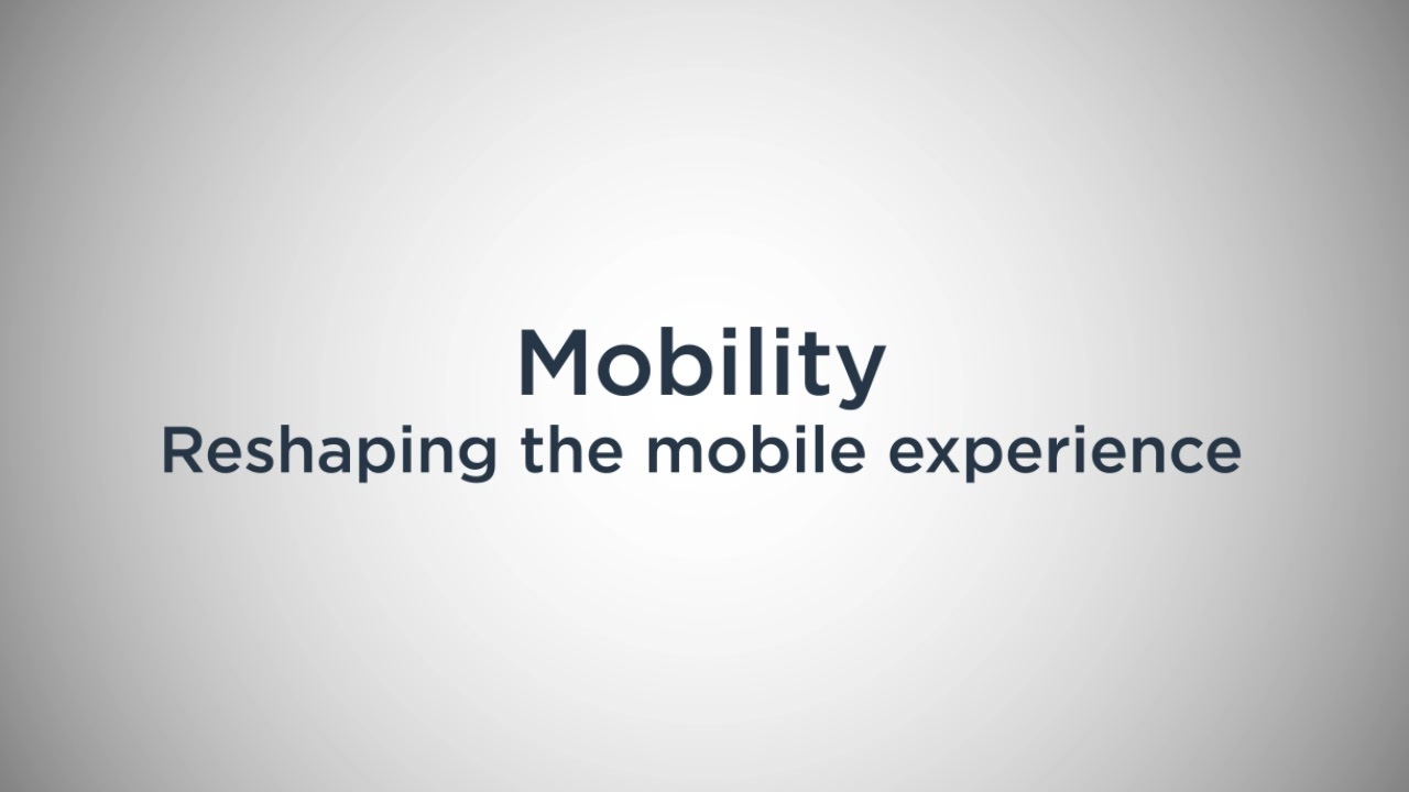 Reshaping the Mobile Experience - Element Fleet Technology Video