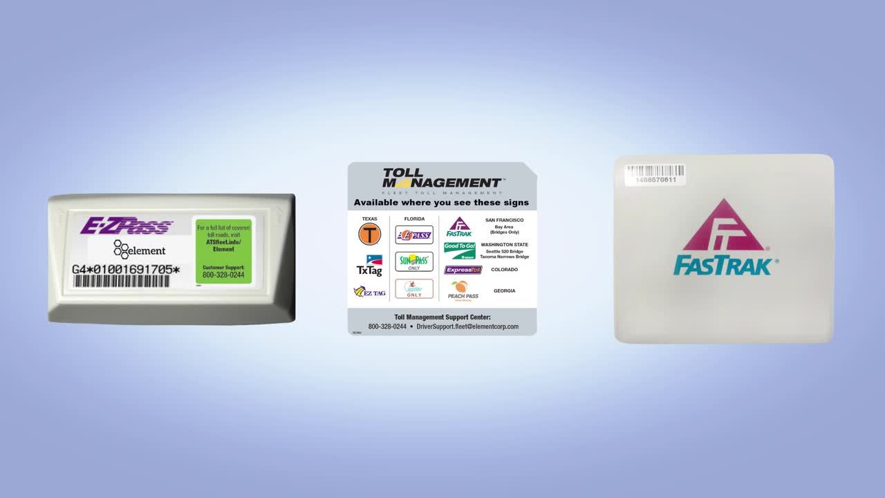 Toll Management Overview - Element Fleet Products and Services Video